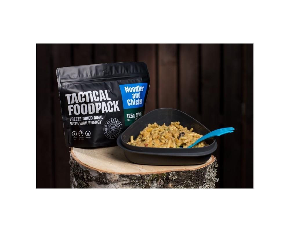 Tactical foodpack NUUDLIROOG KANAGA