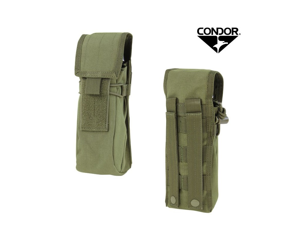 Condor MOLLE termose/veepudeli tasku (oliiv)