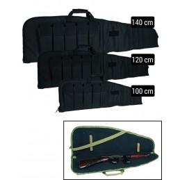 Mil-tec relvakott 120 cm (must)