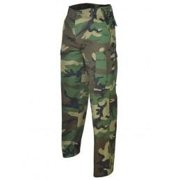 Mil-Tec US Ranger BDU püksid (woodland)