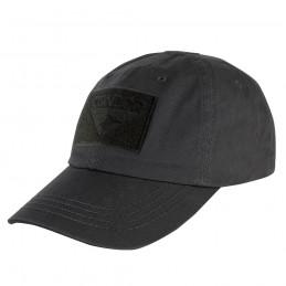 CONDOR taktikaline nokamüts (must)
