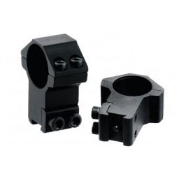 UTG ühes tükis 25mm optikarõngad (kiirkinnitusega)