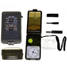 MIL-TEC 10 funktsiooniga kompass