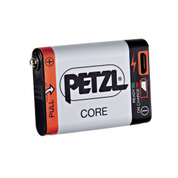 Petzl Core aku Petzl Hybrid pealampidele