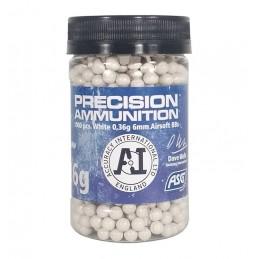 Precision Ammunition 0,36g kuulid (1000)