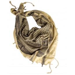 Shemagh (kõrbesall) must-khaki