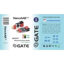 GATE NanoAAB Mosfet