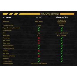 GATE Titan V2 Basic (rear wired)