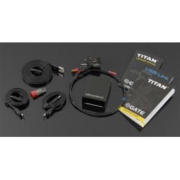 GATE Titan V2 Advanced Set (Rear Wired)