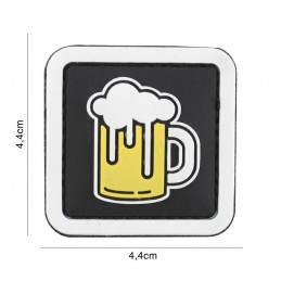 PVC PATCH BEER