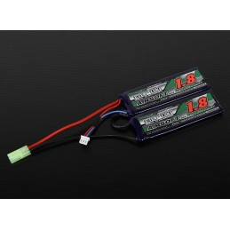 Turnigy Nano-Tech 1800mah 2S 25~50 Lipo