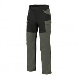 HELIKON HYBRID OUTBACK PANTS® (pruun/roheline)