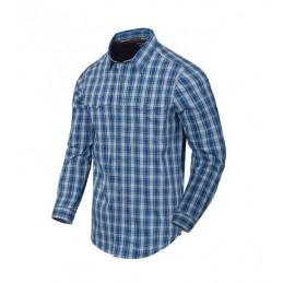 Helikon Covert Concealed Carry Shirt(Ozark Blue Plaid)