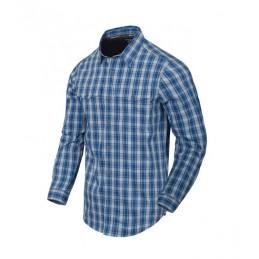 Helikon Covert Concealed Carry Shirt(Ozark Blue Plaid)