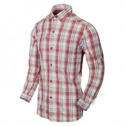 Helikon Trip Shirt - Nylon Blend(Red Plaid)