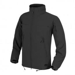 Helikon Cougar Softshell jakk (must)