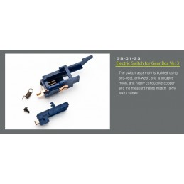 Lonex Electric Switch lüliti Ver.3