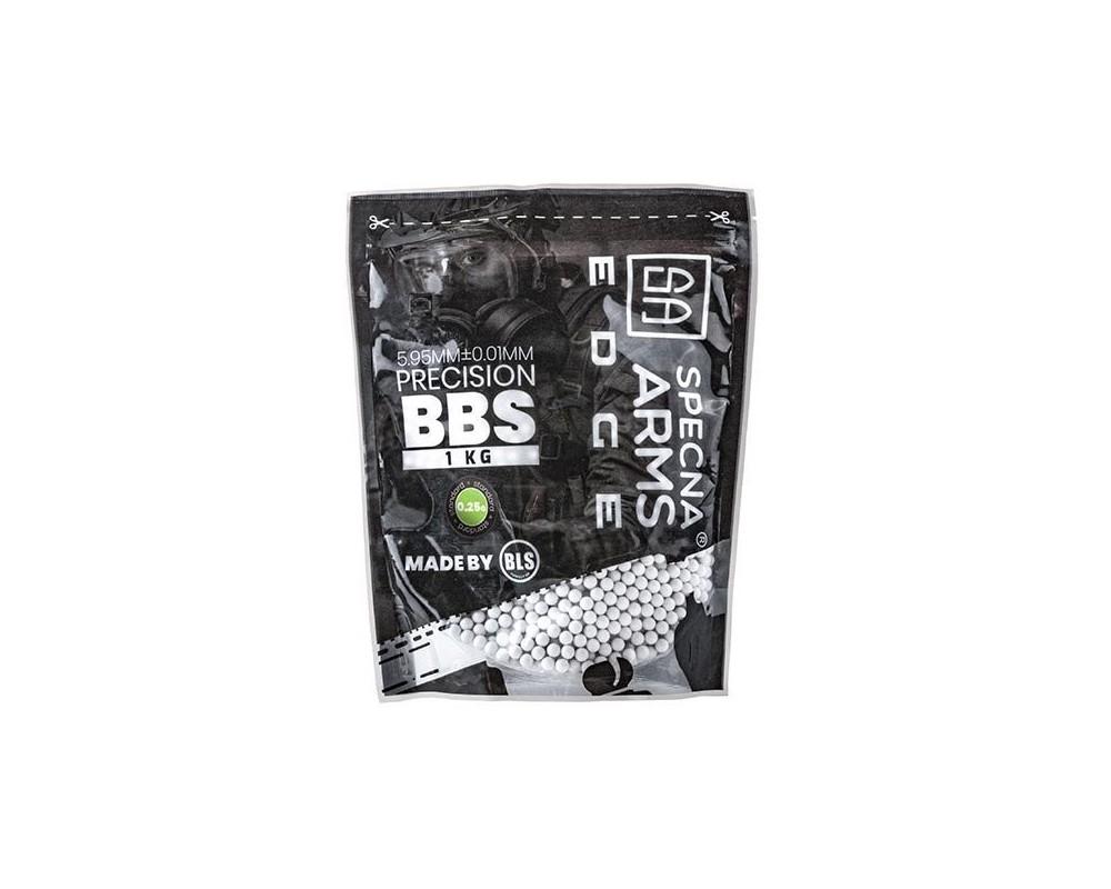 BLS/SPECNA ARMS EDGE™ PRECISION KUULID 0,25G (1KG)
