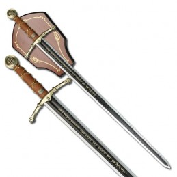Two Tone Medieval Sword