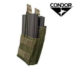Condor MOLLE M4/M16 lahtine salvetasku (stacker) x2