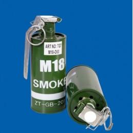 Suitsugranaat M18 valge