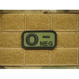 Veregrupp (0 NEG) Patch,...