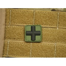 Medic Cross Patch, olive