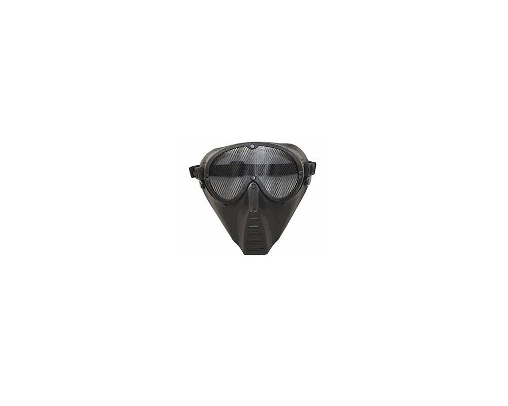 Võrkmask (must)