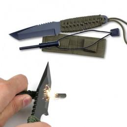 Camping Knife (tanto teraga)