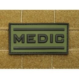 Medic Patch, forest