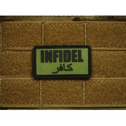 Infidel Patch, forest