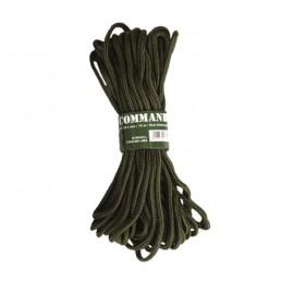 Commando nöör 5mm (oliiv)