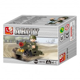 Sluban Sõdur M38-B0118