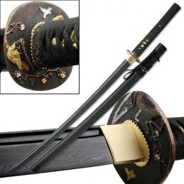 Samurai Black Katana
