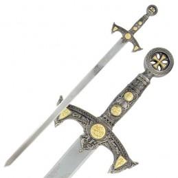 KNIGHT TEMPLAR SWORD...