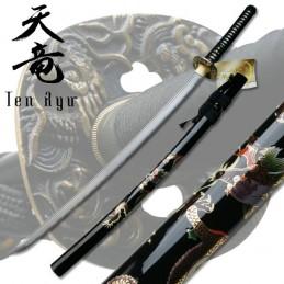 Ten-Ryu Serpent Katana